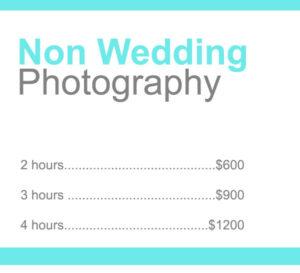 non wedding photography