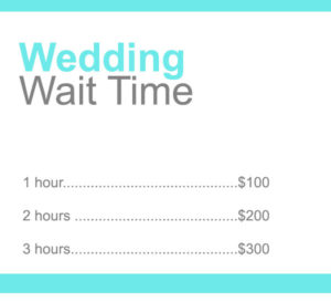 wedding pohtographer wait time - wedding phtoography wait time